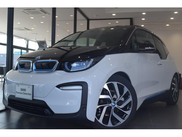 BMW アトリエ レンジ・エクステンダー装備車 ACC HDDナビ Bカメラ 前後センサー LEDヘッドライト 19AW