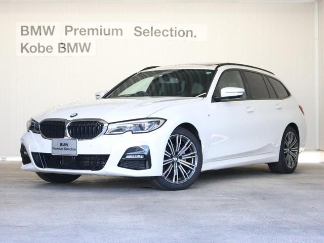 BMW 320d xDriveツーリング Mスポーツ センサテックレザー イノベーションパッケージ 18インチアルミホイール パノラマサンルーフ