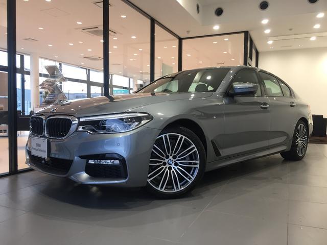 BMW 523i Mスポーツ ハイラインパッケージ アイボリーレザーシート ランバーサポート イノベーションパッケージ アクティブクルーズコントロール