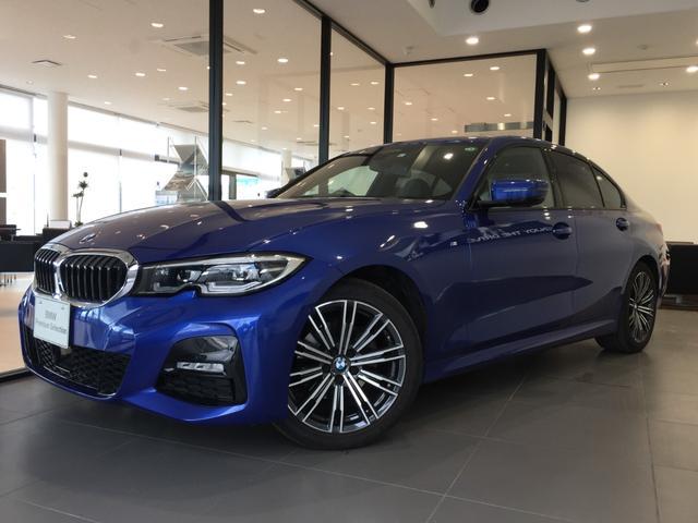 BMW 320d xDrive Mスポーツ 弊社デモカー ハイラインパッケージ 衝突被害軽減ブレーキ アクティブクルーズコントロール コンフォートパッケージ 認定保証 純正HDDナビ ブラックレザーシート 純正18インチホイール LEDヘッド
