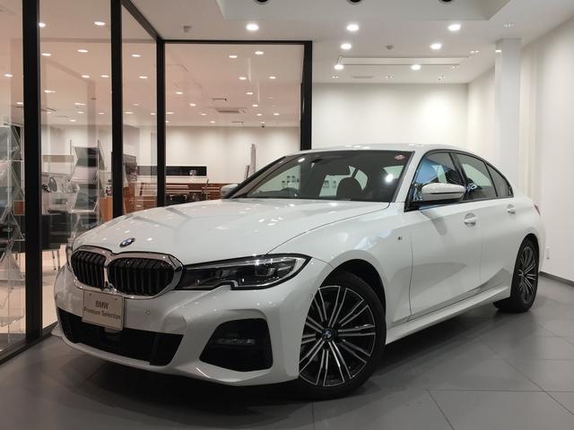 BMW 320d xDrive Mスポーツ ハイラインPKG コンフォートPKG パーキングアシスト コニャックレザーシート 純正HDDナビ 純正18インチAW 電動シート シートヒーター 衝突被害軽減ブレーキ 電動リアゲート Wエアコン