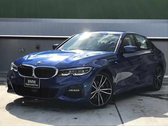 BMW 320d xDrive Mスポーツ アクティブクルーズコントロール コンフォートPKG デビューPKG 純正19インチAW 純正HDDナビ 電動シート シートヒーター 衝突被害軽減ブレーキ 電動リアゲート Wエアコン