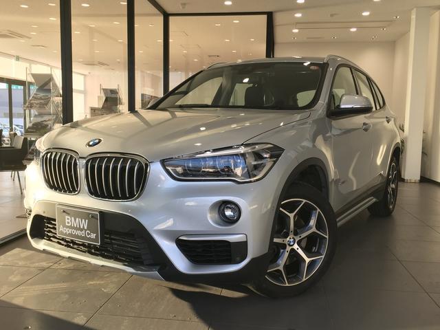 BMW sDrive 18i xライン コンフォートPKG 純正18インチAW バックカメラ LEDヘッドライト ワンオーナー 純正HDDナビ 衝突被害軽減ブレーキ 自社下取車 障害物センサー フロントシートヒーター