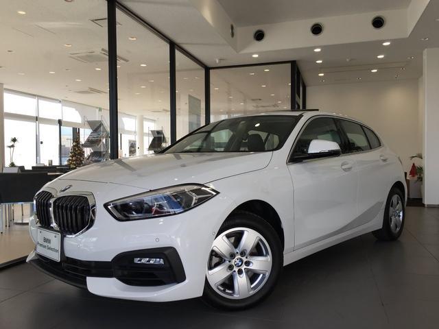 BMW 118i プレイ ハイラインパッケージ HiFiスピーカー HDDナビ バックモニター パノラマガラスサンルーフ