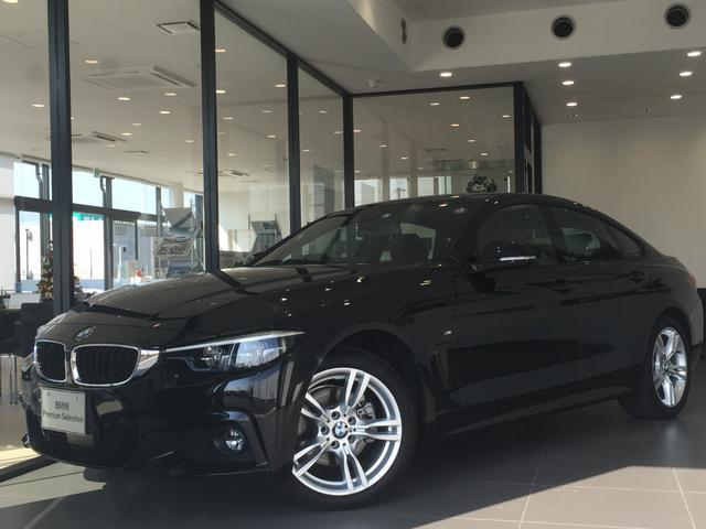 BMW 420i xDriveグランクーペ Mスポーツ アクティブクルーズコントロール パドルシフト バックカメラ 障害物センサー 電動シート 電動リアゲート アダプティブLEDヘッドライト アルカンターラクロス 液晶メーター 地デジTV
