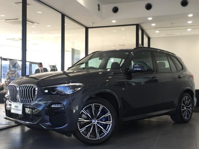 BMW xDrive 35d Mスポーツ ブラックレザーシート フロント・リアシートヒーター アダプティブMサスペンション 20インチアルミホイール ヘッドアップディスプレイ アクティブクルーズコントロール