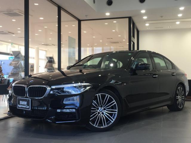 BMW 523d Mスポーツ アクティブクルーズコントロール純正19インチアルミホイールワンオーナーHDDナビバックモニター全方位カメラ
