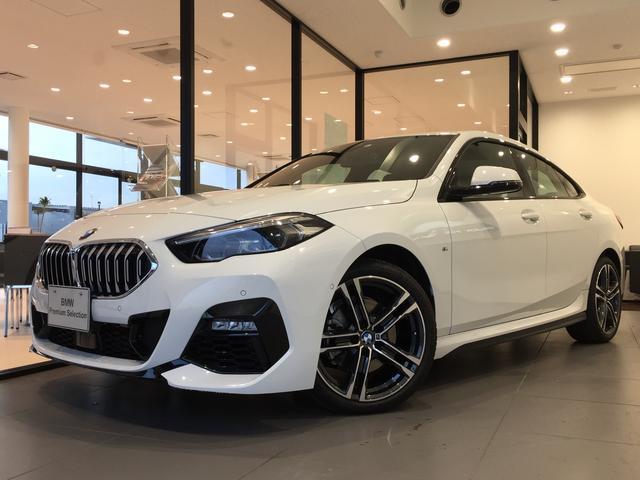 BMW 218iグランクーペ Mスポーツ センサテックコンビシート 18インチアルミホイール ナビゲーションパッケージ Mスポーツサスペンション アクティブクルーズコントロール