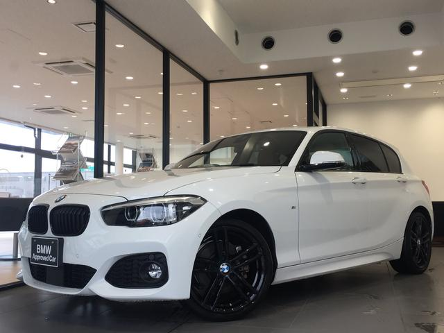 BMW 118i Mスポーツ エディションシャドー コニャックブラウンレザー アクティブクルーズコントロール ワンオーナー 純正18インチアルミホイール バックカメラ ミラー型ETC バックカメラ シートヒーター コンフォートアクセス 純正HDDナビ