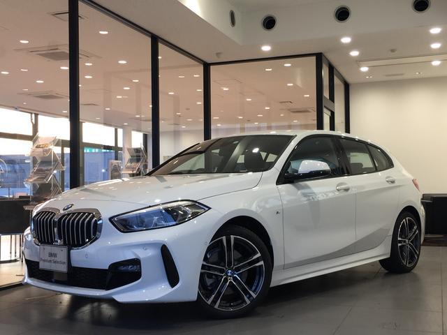 BMW 118d Mスポーツ エディションジョイ+ ワンオーナー 18インチアルミホイール バックカメラ ミラーETC車載器 スマートキー LEDヘッドライト 運転席電動シート ワイヤレス充電器 被害軽減ブレーキ 前後コーナーセンサー 認定保証