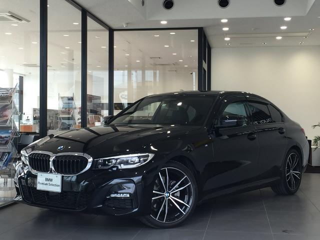BMW 320d xDrive Mスポーツ アクティブクルーズコントロール シートヒーター センサテックブラックレザーシート 全周囲カメラ 純正HDDナビ 純正19インチアルミホイール 衝突被害軽減ブレーキ バックカメラ ETC内蔵ミラー