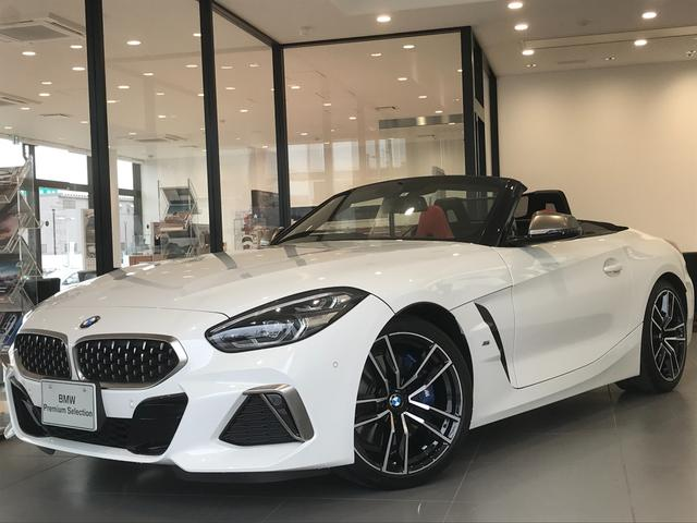 BMW M40i マグマレッドレザー 弊社デモカー 認定保証 19インチアルミホイール ハーマンカードンスピーカー シートヒーター ライブコックピット HDDナビゲーション LEDヘッドライト  アクティブクルーズ