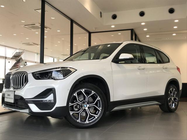 BMW X1 xDrive 18d xライン 弊社デモカー 禁煙車 HDDナビ バックモニター 電動リヤゲート コンフォートアクセス タッチパネルナビ アクティブクルーズコントロール ヘッドアップディスプレイ  純正18インチアルミホイール