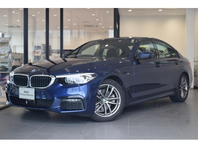 BMW 5シリーズ 523d xDrive Mスピリット HDDナビ フルセグテレビ Bluetooth バックカメラ 前後センサー ヘッドアップディスプレイ LEDヘッドライト オートエアコン ETC アクティブクルーズコントロール オートエアコン
