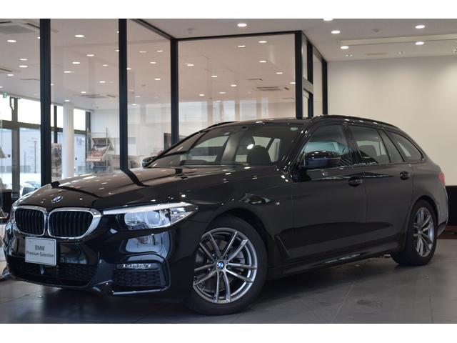 BMW 523d xDriveツーリング Mスピリット 弊社元デモカーヘッドアップディスプレイ アクティブクルーズコントロール ドライビングアシスト HDDナビ バックカメラ 地デジTV ミラー内蔵型ETC 18AW タッチパネルナビ Bluetooth