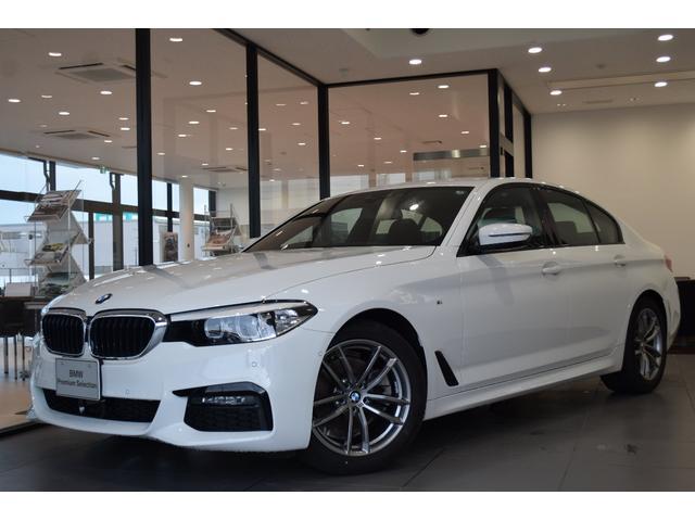 BMW 523d xDrive Mスピリット 弊社デモカー xDrive 4WD アクティブクルーズコントロール ドライビングアシスト ヘッドアップディスプレイ HDDナビ 地デジTV バックカメラ Bluetooth ミラー内蔵型ETC