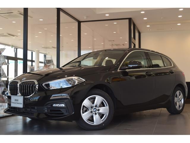 BMW 1シリーズ 118i プレイ コンフォートパッケージ ナビパッケージ ストレージパッケージ 純正16インチアルミホイール クロスシート 純正ミラーETC LEDヘッドライト 衝突被害軽減ブレーキ 置き型充電 アクティブクルーズ