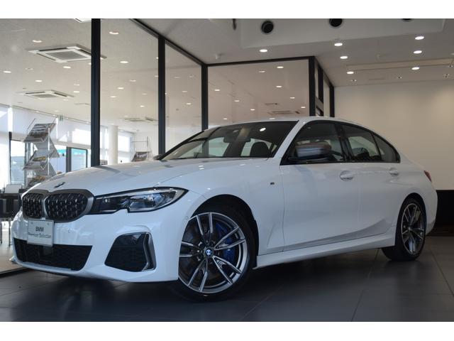 BMW M340i xDrive アクティブクルーズコントロール ブラックレザーシート パーキングサポートプラス 純正19インチアルミホイール HDDナビ バックモニター シートヒーター 電動リヤゲート コンフォートアクセス