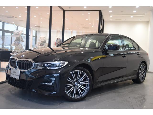 BMW 320d xDriveMスポーツハイラインパッケージ ブラックレザーシート ライブコックピット 18インチアルミホイール コンフォートパッケージ パーキングサポートプラス LEDヘッドライト シートヒーター 電動トランク 保証継承 ランバーサポート