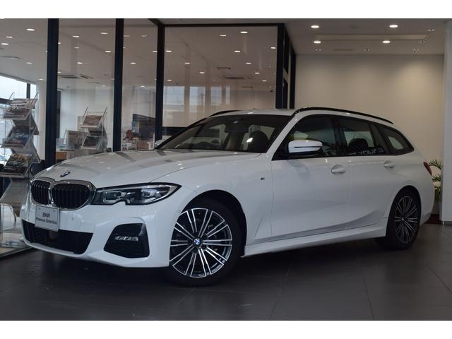 BMW 318iツーリング Mスポーツ 認定保証 コンフォートパッケージ パーキングアシストプラス 電動リアゲート 純正18インチアルミホイール センサティックコンビネーションシート LEDヘッドライト 電動シート ACC 軽減ブレーキ