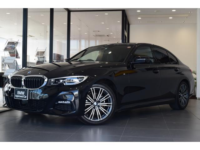BMW 320i Mスポーツ ワンオーナ コンフォートPKG 純正18インチアルミホイール パーキングアシストプラス 後退アシスト 全周囲カメラ LEDヘッドライト スマートキー ハーフレザーシート アクティブクルーズコントロール