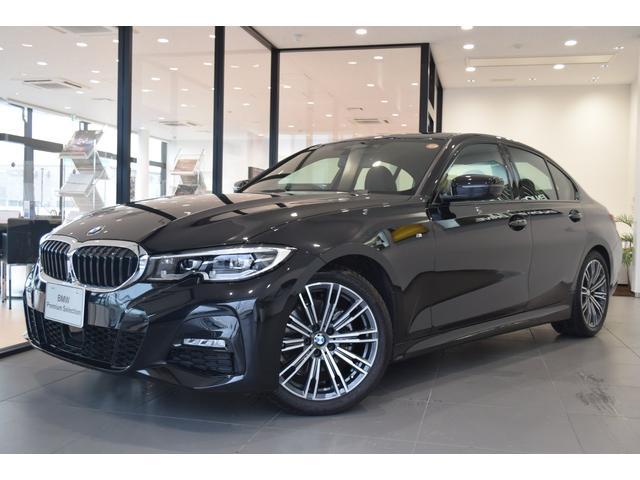 BMW 320i Mスポーツ 弊社デモカーコンフォートPKG 18AW パーキングアシストプラス アクティブクルーズコントロール 後退アシスト リヤビューカメラ 全周囲カメラ シートヒーター ドライビングアシスト 電動トランク