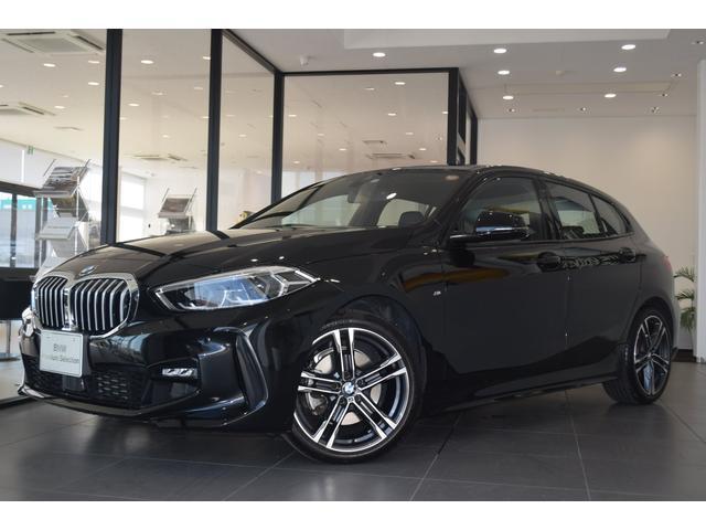 BMW 118i Mスポーツ センサテックコンビネーションシート 純正HDDナビ 純正ミラーETC アクティブクルーズコントロール 衝突被害軽減ブレーキ 電動リアゲート バックカメラ リバースアシスト LEDヘッドライト