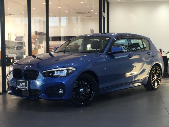 BMW 118d Mスポーツ エディションシャドー EditionShadow 黒革 アップグレードPKG コンフォートPKG 電動シート HiFiスピーカー ACC シートヒーター パーキングサポートPKG Dアシスト 黒18AW ブラックグリル