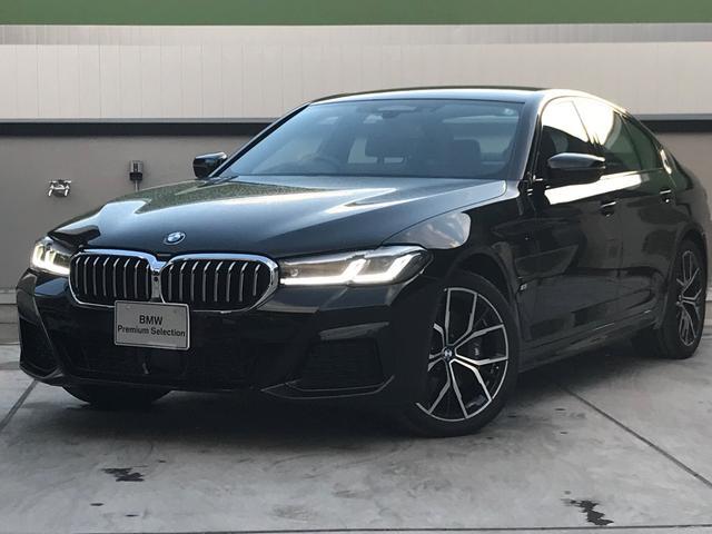 BMW 530e Mスポーツ エディションジョイ+ 弊社デモカー 禁煙車 アクティブクルーズコントロール HDDナビ バックモニター 全方位カメラ 電動リヤゲート ミラー純正ETC 電動リヤゲート ブラックレザーシート