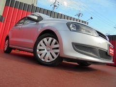 VW ポロ社外メモリーナビ&フルセグTV アイドリングストップ