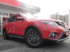 エクストレイル20X HVブラクXトリマXエマジェンシーブレーキP4WD