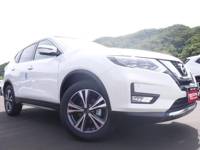日産 20Xi4WD 登録済未使用車 プロパイロット LEDヘッド