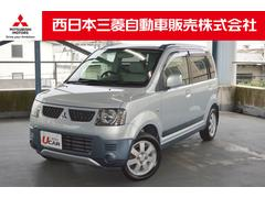 eKアクティブV 4WD アルミホイール 希少グレード 三菱認定保証