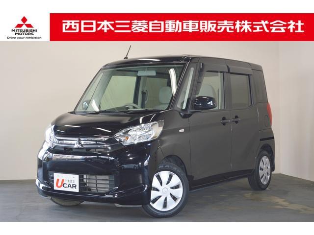 三菱 E アイドリングストップ リモコンキー ベンチシート ABS