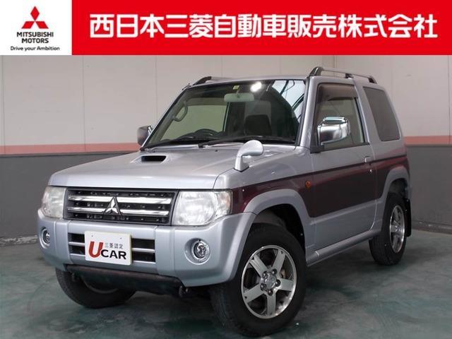 三菱 エクシード 4WDターボ メモリーナビ