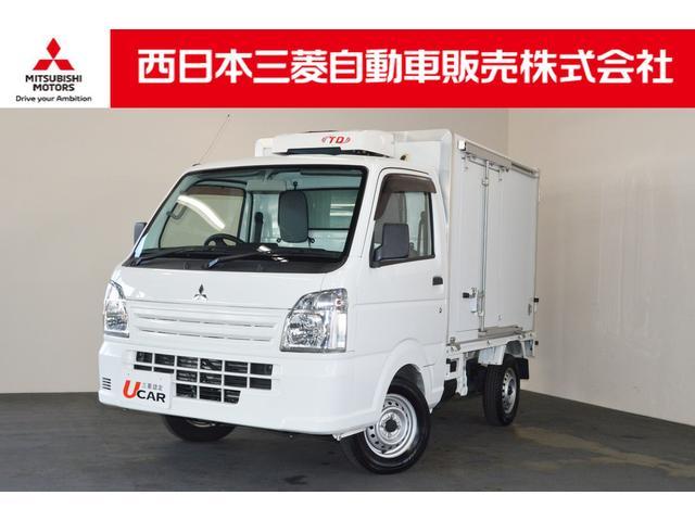 三菱 M 冷凍冷蔵車 エアコン パワーステアリング ETC車載器