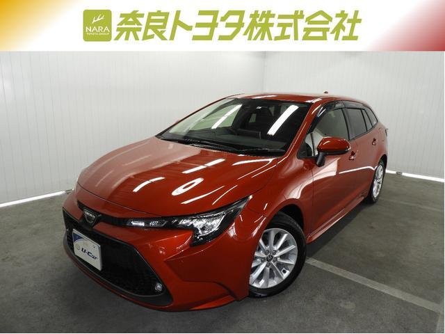 トヨタ S 元試乗車・TSS・ICS・メモリーナビ・バックM・LED