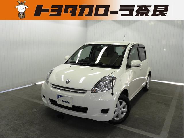 トヨタ X Fパッケージ DVDナビ・キーレス・ワンオーナー・平成19年式・走行距離20000キロ
