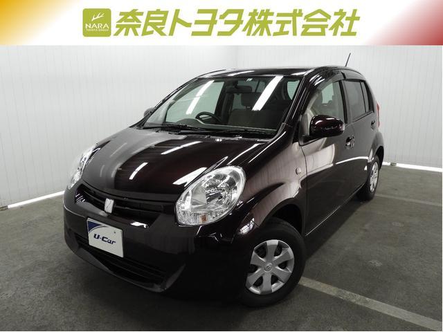 トヨタ X ユルリ メモリーナビ・ワンセグTV・スマートキー・ワンオーナー・平成23年式・28000キロ