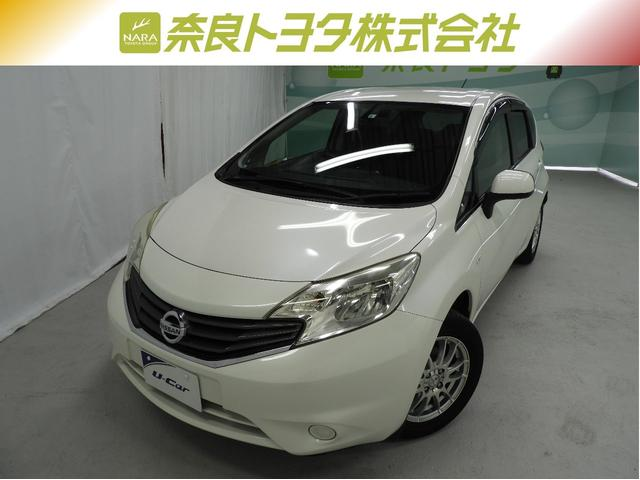 日産 ノート X DIG-S HDDナビ・ワンセグTV・ETC・HIDヘッドライト・スマートキー・平成26年式・走行距離56000キロ
