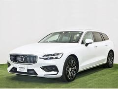 V60T5 インスクリプション ワンオーナー/ヘッドアップディスプレイ/ハーマンカードンプレミアムサウンドシステム/ベンチレーション&マッサージ機能付きフロントシート