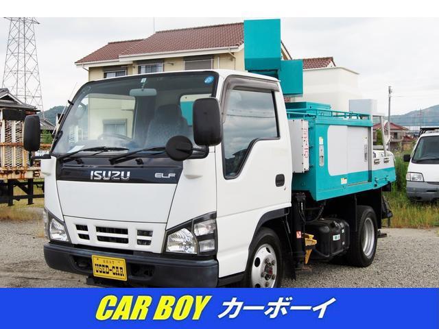 いすゞ 高所作業車アイチ8M NOX適合 2年車検車