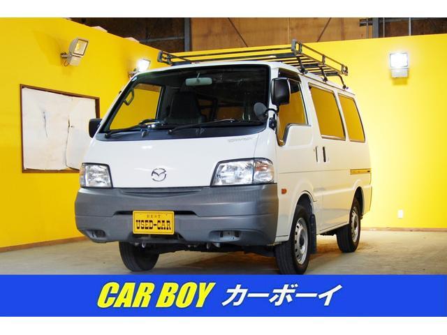 マツダ 750kg積みDX2人乗り キャリア付 コンソートBOX
