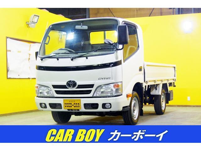 トヨタ 1.25T積みシングルジャストローAT車