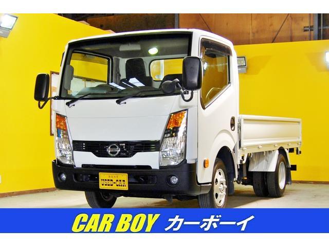 日産 アトラストラック ベースグレード 1.5T 平ボディ PW ABS ETC キーレス Wエアバック 片側PWミラー