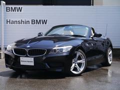 BMW Z4sDrive20iMスポーツベージュ革18AWHDD1オーナ