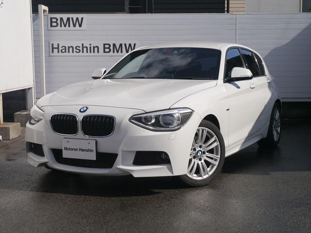BMW 116i Mスポーツ純正HDDナビキセノンワンオーナーETC