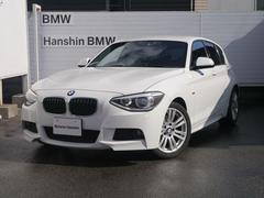 BMW116i Mスポーツ純正HDDナビキセノンワンオーナーETC