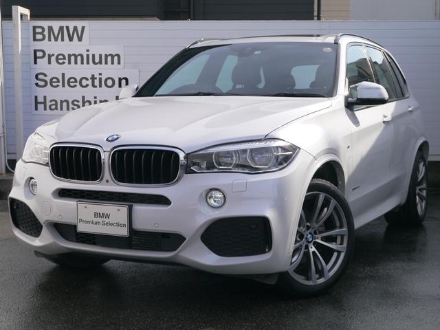 BMW X5xDrive35dMスポーツ セレクトpkgSR20AW