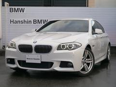 BMW523iMスポーツパッケージ1オーナー19AWキセノンHDD